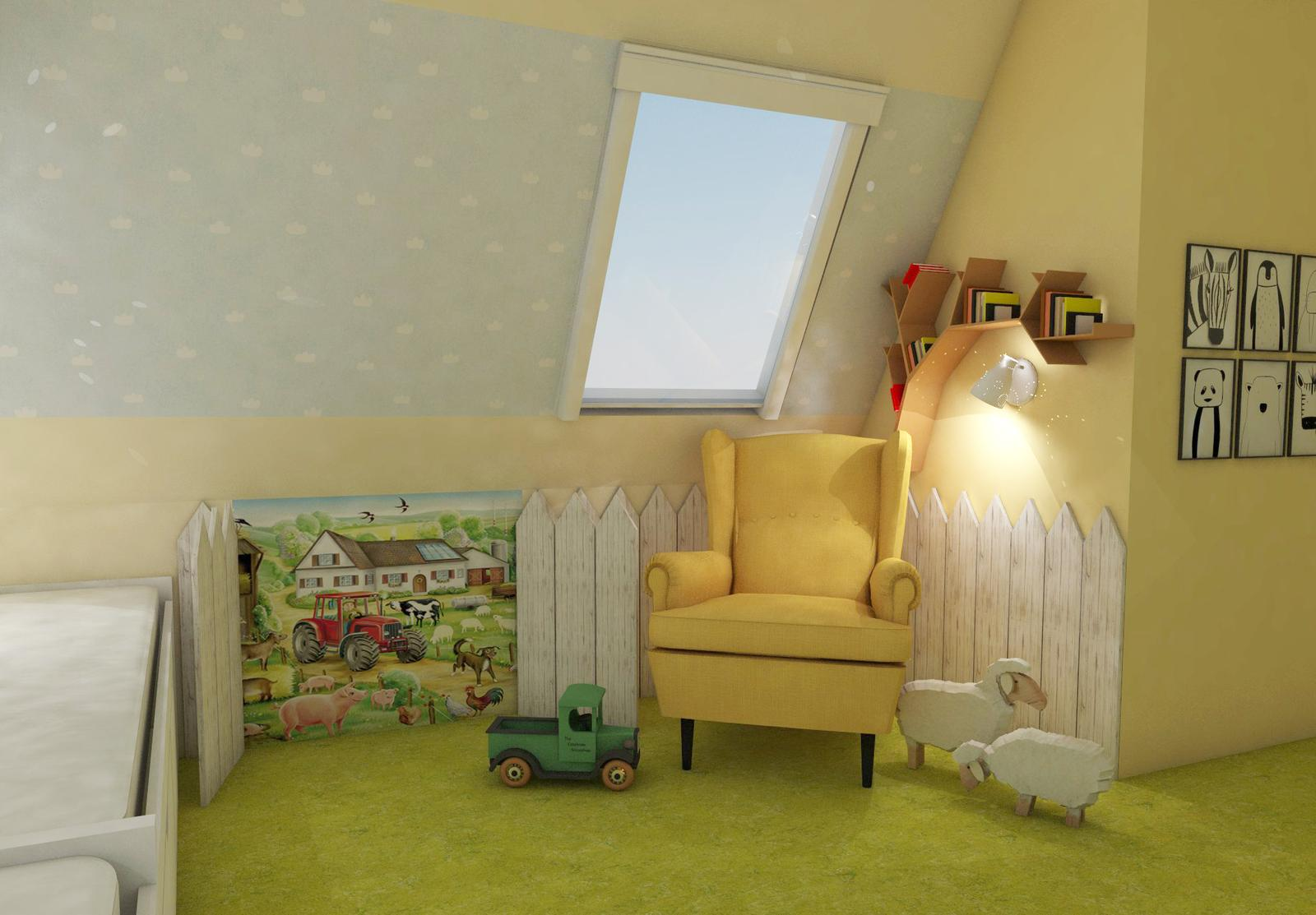 Detská izba - Obrázok č. 5