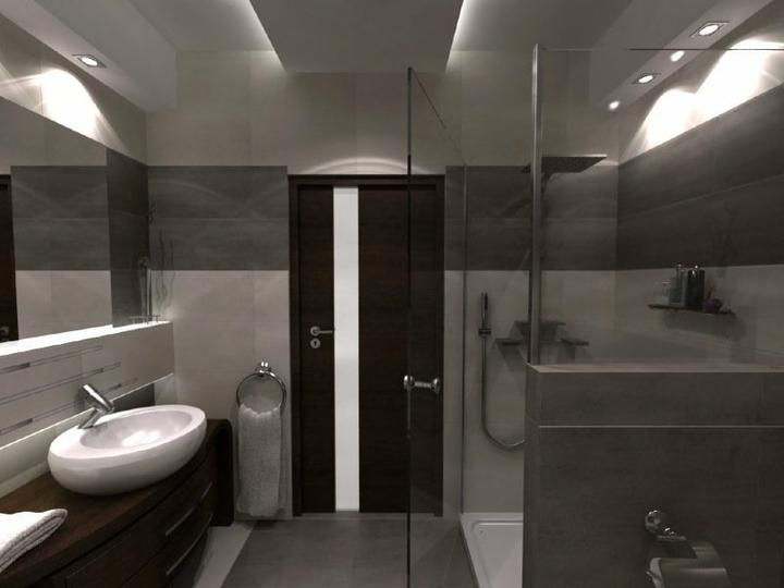 Vizualizácie a realizácie kúpelne - Obrázok č. 7