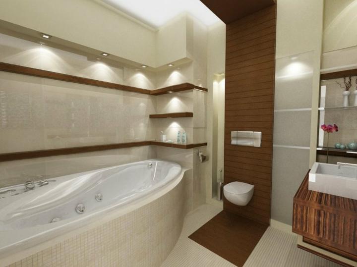 Vizualizácie a realizácie kúpelne - Obrázok č. 13
