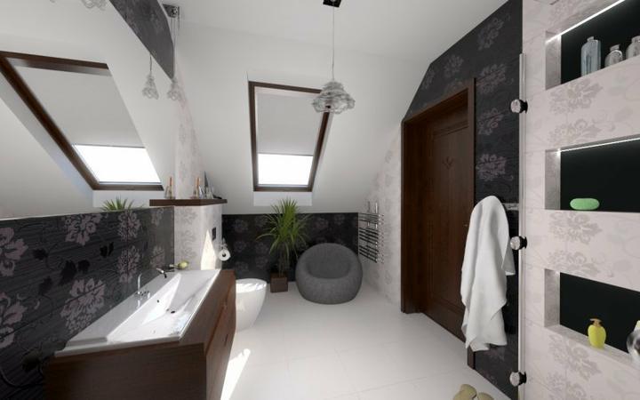 Vizualizácie a realizácie kúpelne - Obrázok č. 111