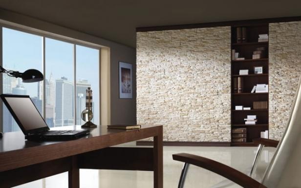 Kameň a tehla v interiéri - Obrázok č. 1
