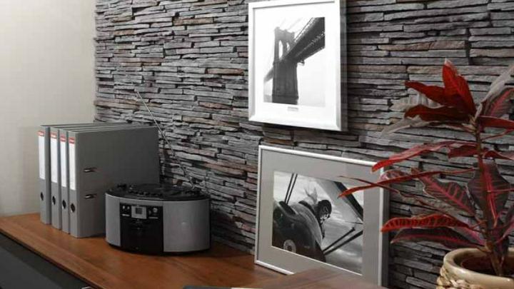 Kameň a tehla v interiéri - Obrázok č. 62