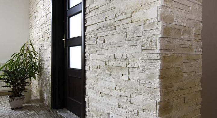 Kameň a tehla v interiéri - Obrázok č. 82