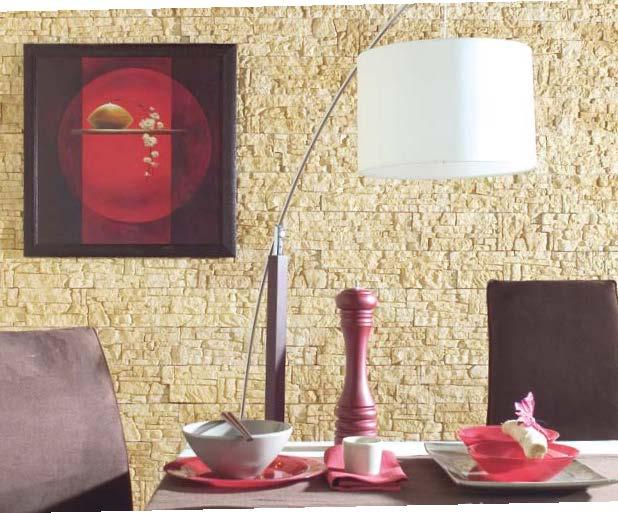 Kameň a tehla v interiéri - Obrázok č. 83