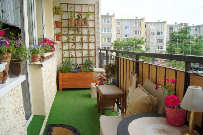... na balkóne - Obrázok č. 187