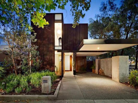 Dom v austrálii