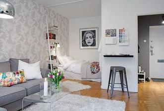 apartmán vo Švédsku