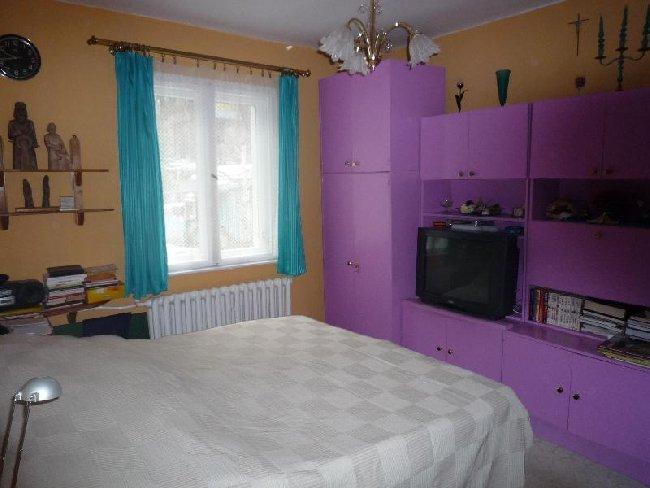 """vkusné"" bývanie ;-) - fialová je dnes IN ;-)"