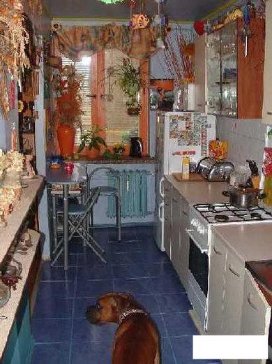 """""""vkusné"""" bývanie ;-) - kuchyňový minimalizmus :-D"""