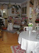 jemne a vkusne zariadená obývačka :-)