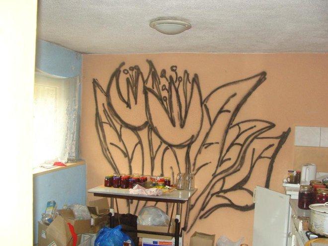"""""""vkusné"""" bývanie ;-) - pop art"""
