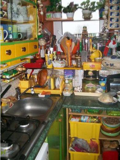 """""""vkusné"""" bývanie ;-) - všetko krásne zorganizované a hlavne po ruke :-)"""
