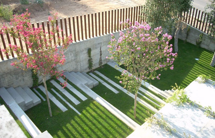 Schody, stupne, stupienky... v záhrade - Obrázok č. 122