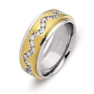 Svadobné prstene - Obrázok č. 9