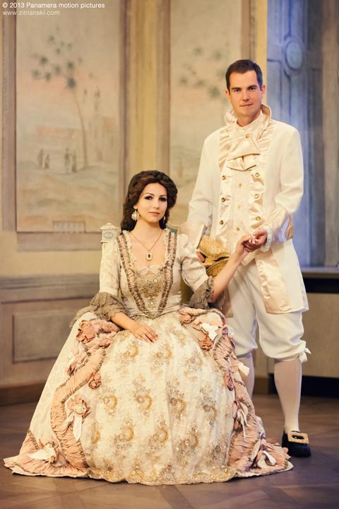 Naša viktoriánska svadba Lucka{{_AND_}}Ivko - Obrázok č. 1