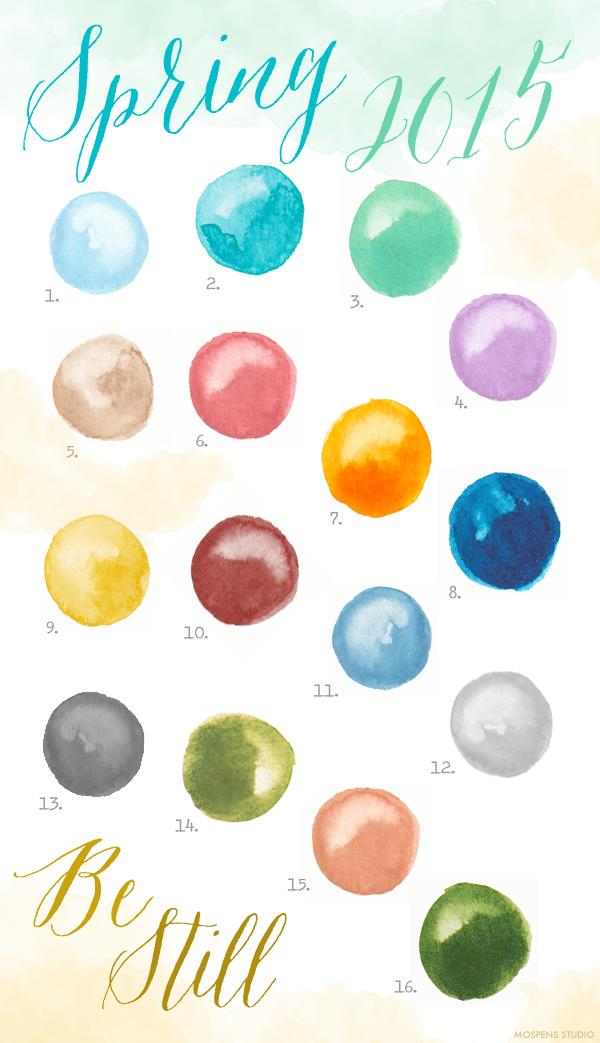 Barvy pro rok 2015 jsou zde! :) - Obrázek č. 1