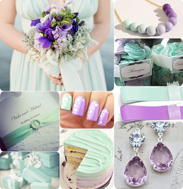 Mint wedding inspiration - Obrázek č. 140