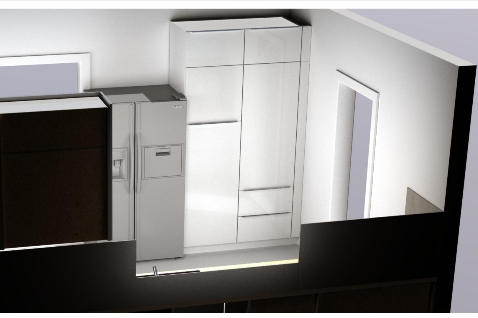 Kuchyně - rekonstrukce - Obrázek č. 2