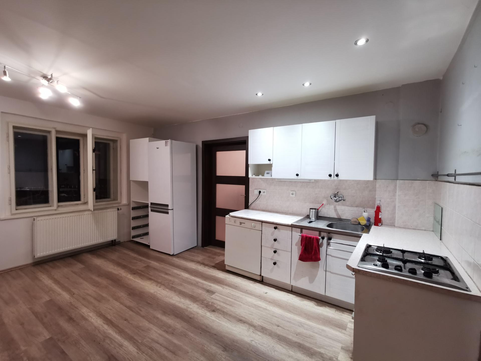 Kuchyně - rekonstrukce - Původní stav