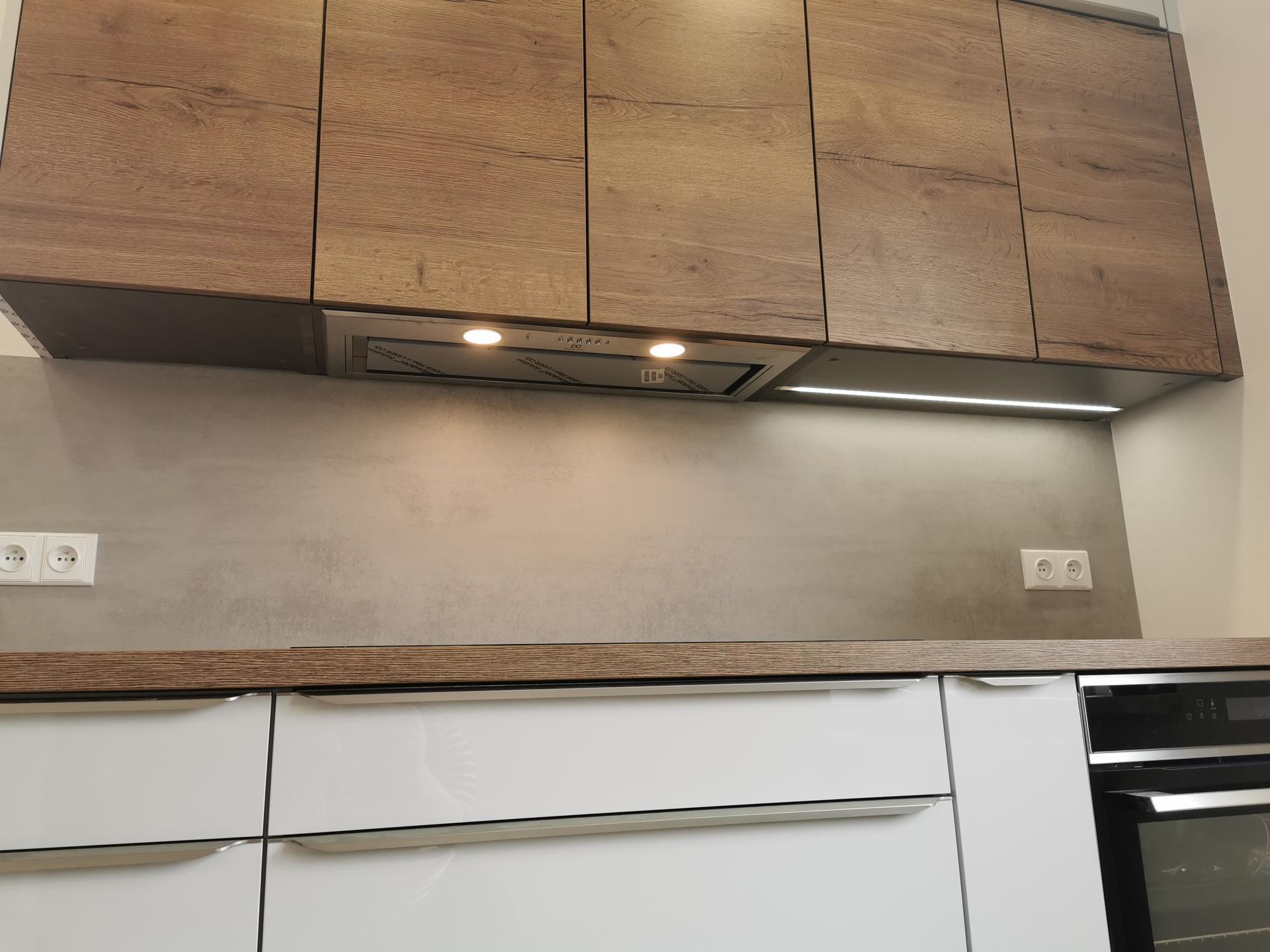 Kuchyně - rekonstrukce - Trochu detailů