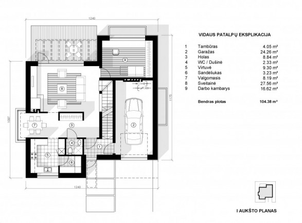 Domy, které mě zaujaly - Obrázek č. 72
