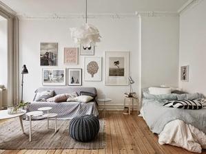 takovou barevnost bych ráda viděla v ložnici