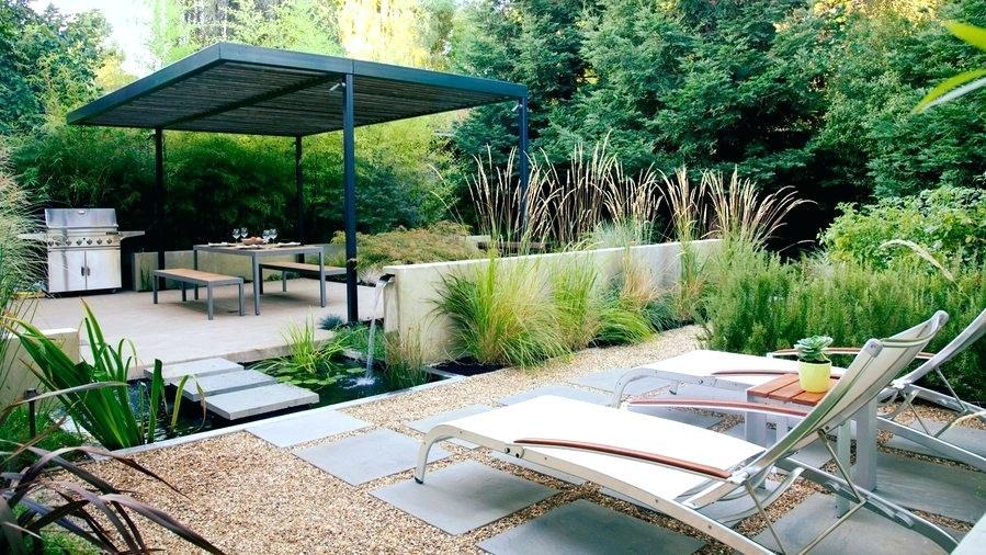 Zahrada bez klasického trávníku - Obrázek č. 2