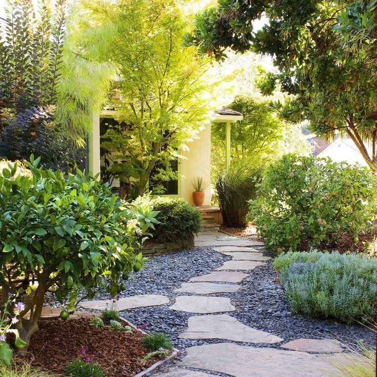 Zahrada bez klasického trávníku - Obrázek č. 4