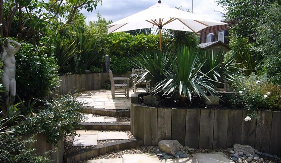 Zahrada bez klasického trávníku - Obrázek č. 17