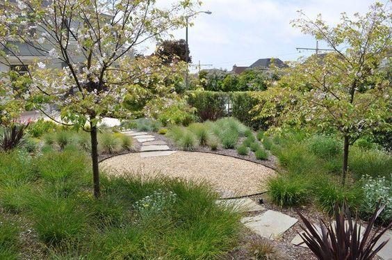 Zahrada bez klasického trávníku - Obrázek č. 22