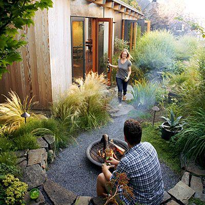 Zahrada bez klasického trávníku - Obrázek č. 25