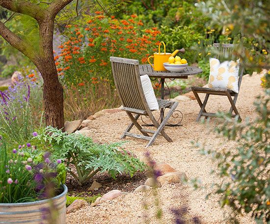 Zahrada bez klasického trávníku - Obrázek č. 29
