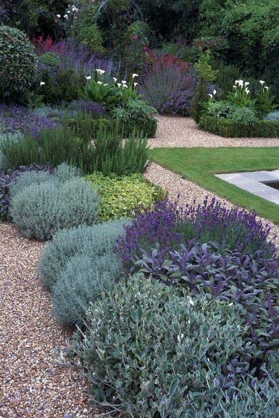 Zahrada bez klasického trávníku - Obrázek č. 31