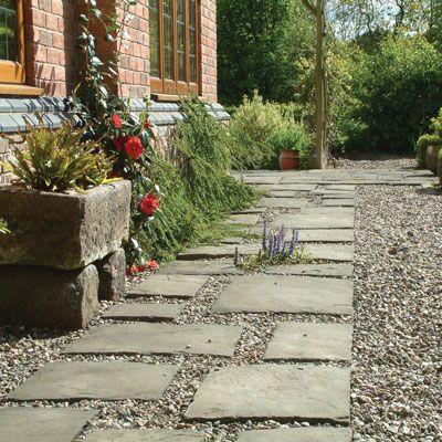 Zahrada bez klasického trávníku - Obrázek č. 55