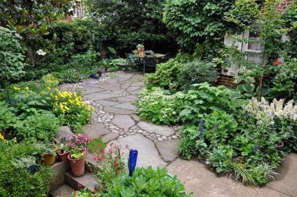 Zahrada bez klasického trávníku - Obrázek č. 56