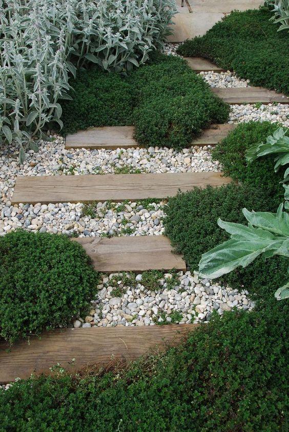Zahrada bez klasického trávníku - Obrázek č. 57