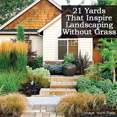 Zahrada bez klasického trávníku - Obrázek č. 77