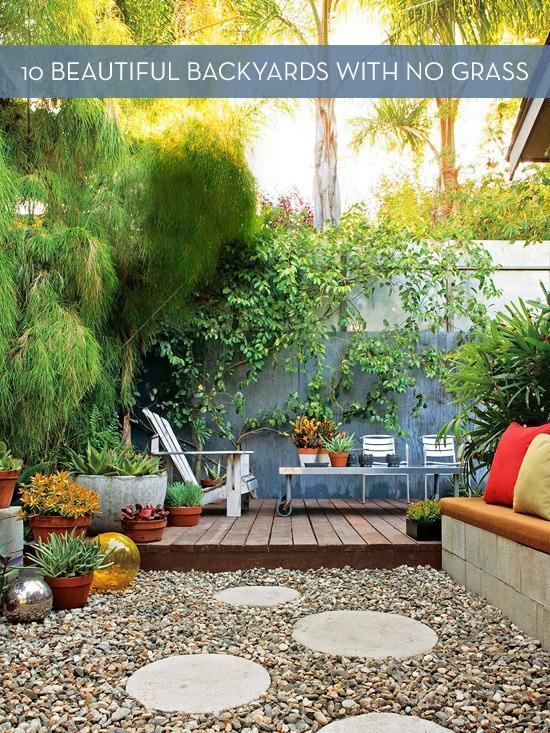 Zahrada bez klasického trávníku - Obrázek č. 79