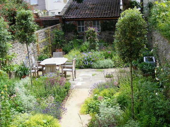 Zahrada bez klasického trávníku - Obrázek č. 108