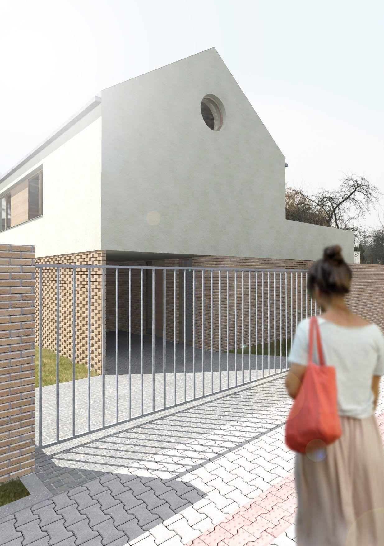 Dům se zahradou propojený - Obrázek č. 2