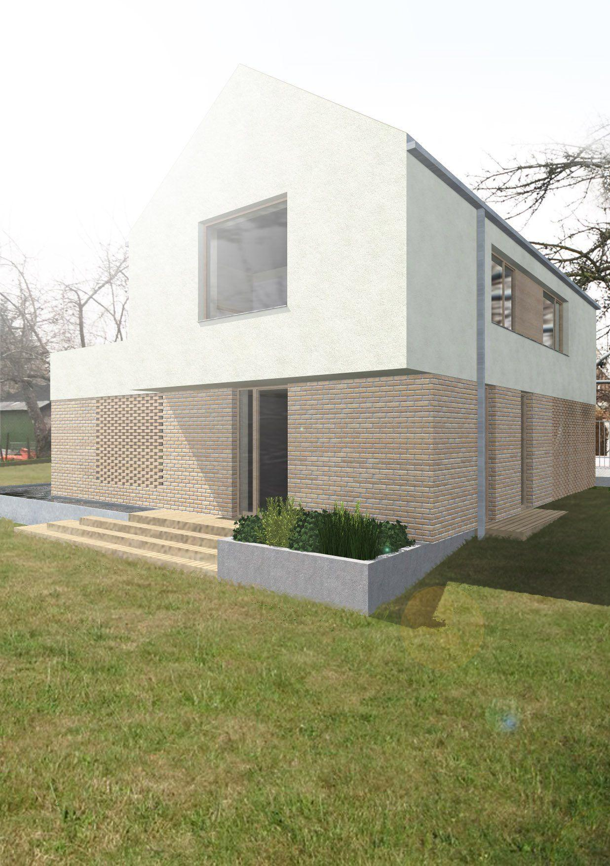 Dům se zahradou propojený - Obrázek č. 4