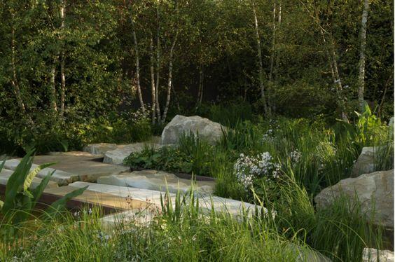 Zahrada bez klasického trávníku - Obrázek č. 114