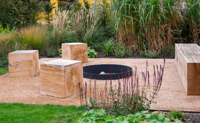 Zahrada bez klasického trávníku - Obrázek č. 126