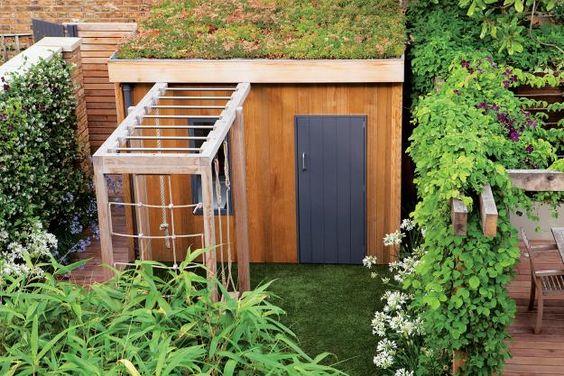 Zahrada bez klasického trávníku - Obrázek č. 148