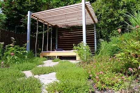 Zahrada bez klasického trávníku - Obrázek č. 156
