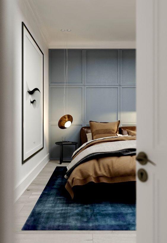Inspirace k ložnici - Obrázek č. 47
