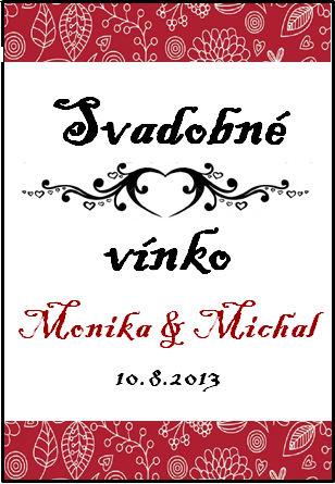 Ľudový motív :-) - na vínko