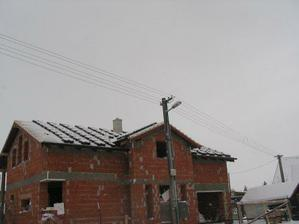 tak tento dom staviame severna strana do ulice