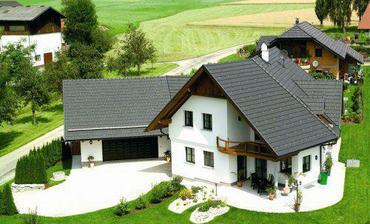 Pekný domček v krásnom prostredí