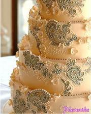 nádherný dort...ten mě dostal